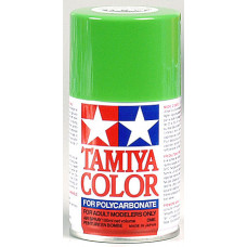 Краска по лексану ярко-зеленая PS-21 (100мл)