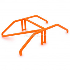 RC Racing Car Anti Roll Bar / Safeguard - Orange
