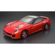 Кузов Ferrari 599XX не окрашенный с отражателями