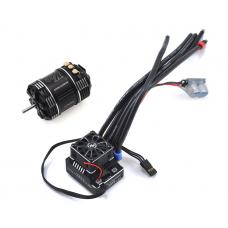 Бесколлекторная сенсорная система COMBO XR10 PRO & V10 G3 3.5T A для моделей масштаба 1/10 и 1/12