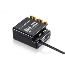 Бесколлекторный сенсорный регулятор  XeRun XR10 PRO 1S Black 120A для автомоделей масштаба 1:10 чёрный