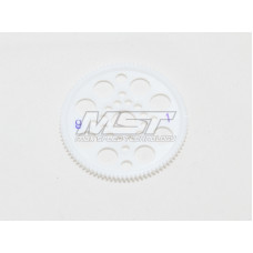 MST 48P Spur gear 91T (black)
