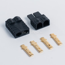 TRX Flat Gold Connectors (Male/Female)