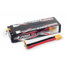 Аккумулятор Sunpadow Li-Po 3S1P 4200mAh 40C/80C XT60 Hardcase