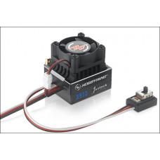 Бесколлекторный сенсорный регулятор Justock XR10 для автомоделей масштаба 1:10