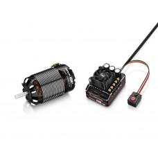 Бесколлекторная сенсорная система Xerun COMBO XR8 PRO ON-Road A 4268SD 2000kv G3 для моделей масштаба 1:8