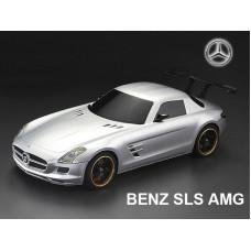 Кузов 2014 Mercedes SLS не окрашенный с отражателями