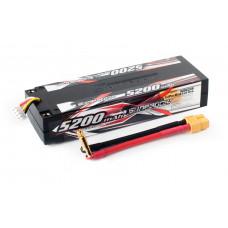 Аккумулятор Sunpadow Li-Po 3S1P 5200mAh 40C/80C XT60 Hardcase