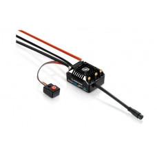 Бесколлекторный сенсорный регулятор Xerun Axe R2 80A для краулеров масштаба 1/10