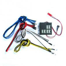 Комплект Dark Drifter 6-Slots LED Light Kit
