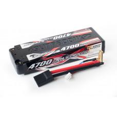 Аккумулятор Sunpadow Li-Po 2S1P 4700mAh 40C/60C TRX Hardcase