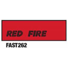 Краска по лексану RED FIRE  (150мл)