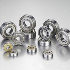 Комплект подшипников шариковых 618/7ZZ 7*14*3.5, две стальные защитные шайбы - 10 шт.