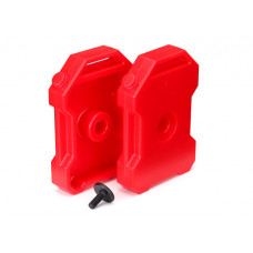 Fuel canisters (red) (2): 3x8 FCS (1)