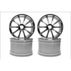Ten-Spoke Wheel(Plated/ST-R/4pcs)