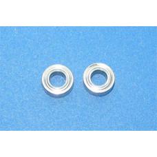 Stainless Shield Bearing(4x8x3) 2Pcs