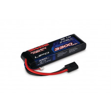 3300mah 7.4v 2-Cell 25C LiPO Battery