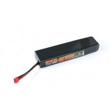 Carbon FLX  LiPo 11,1В(3s) 6000mAh 45 C Hard Case Deans for HPI