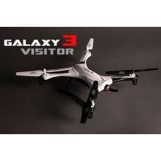 Galaxy Visitor 3 (black/white)