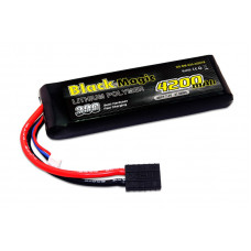 LiPo 7,4В(2S) 4200mAh 30C Soft Case Traxxas plug