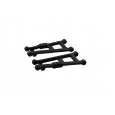 E-Rustler & Stampede Rear Arms - Black