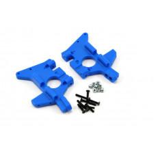 T/E-Maxx Front Bulkheads - Blue
