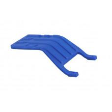 Traxxas Slash Rear Skid Plate - Blue