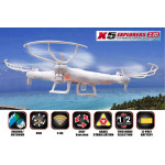 Запчасти к X5 4CH quadcopter with 6AXIS GYRO