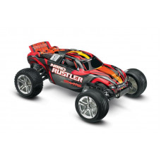 Nitro Rustler 2WD 1/10 RTR + NEW Fast Charger