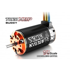 SkyRC 1/8 ТОRО X8 Truggy BL Motor (1650KV Sensorless)