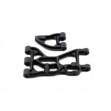 Rear Upper & Lower A-Arms (Black) HPI Baja 5B