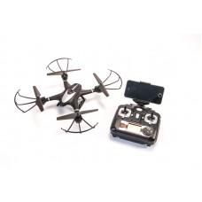 X401H-B quadcopter (чёрный, с FPV камерой)