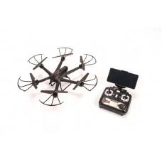 X601H-B hexacopter (чёрный, с FPV камерой)