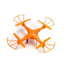 X705C quadcopter (оранжевый с FPV камерой)
