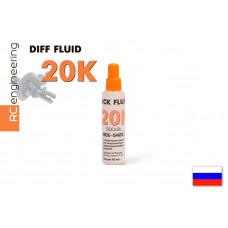 Масло силиконовое д/дифф. 20K 60 мл
