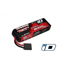 5000mah 11.1v 3-Cell 20C LiPO Battery (iD Plug)