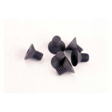Screws, 3x5mm countersunk machine (6) (hex drive)