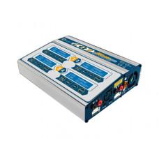 Зарядное устройство универсальное - CQ2 (220/12В, 50Wx4, C:6A, D:2A)