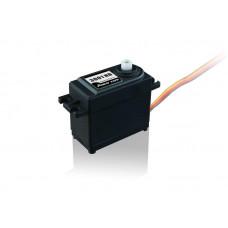 Сервопривод аналоговый 4.4кг/ 0.12с/ 6V (пластиковые шестерни) 40.7x20.5x39.5мм