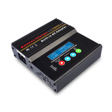 Зарядное устр-во V6AC (LiPo, LiIon, Life, NiMh, NiCd, Pb;  220В, 50W, C:5A, D:1A)