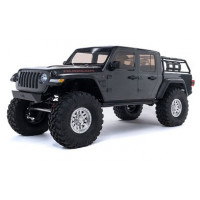 Axial 1/10 SCX10 III Jeep JT Gladiator Rock Crawler with Portals RTR (серы