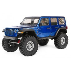 Axial SCX10 III Jeep JLU Wrangler with Portals 4WD Kit