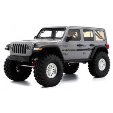 Axial 1/10 SCX10 III Jeep JLU Wrangler with Portals RTR (серый)