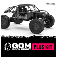 Gmade GOM 1/10 GR01 4WD Rock Buggy PLUS Kit