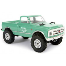 Axial 1/24 SCX24 1967 Chevrolet C10 4WD Brushed RTR (зелёный)