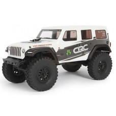 Axial 1/24 SCX24 2019 Jeep Wrangler JLU CRC 4WD Brushed RTR (Белый)