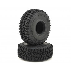 PIT BULL ROCK BEAST 1.55 SCALE ALIEN COMPOUND TIRES (4) и 4 вставки