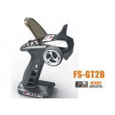 Комплект пульт и ресивер цифровые FlySky GT2B 2.4Ghz 3ch