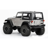 Pro-Line 2009 Jeep Wrangler Clear Body 1/10 Crawlers