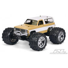1980 Chevy Blazer Clear Body